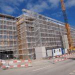 Location et montage d'échafaudages à Fribourg