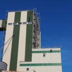 Moulin de Romont échafaudages