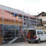 Montage d'échafaudages dans canton de Fribourg