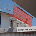 Echafaudages garage-carrosserie des Narcisses