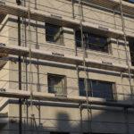 Echafaudages de façades Bulle