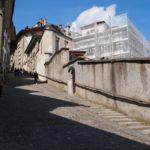 Echafaudage vielle ville Fribourg